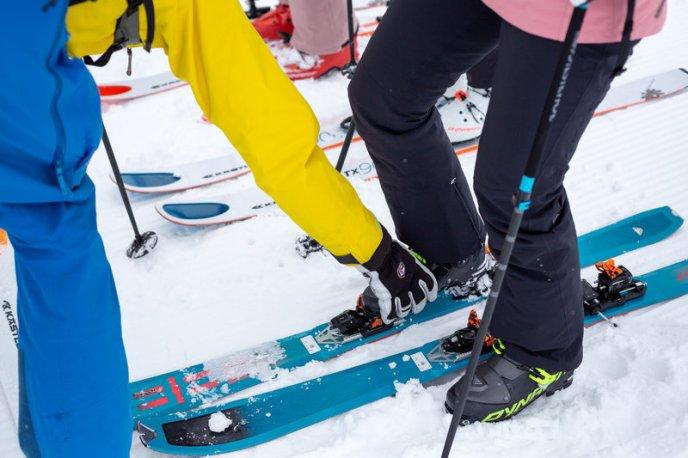 Skitouren-Schnuppertag mit Linda Meixner (c) Andreas Haller - Montafon Tourismus GmbH (4)