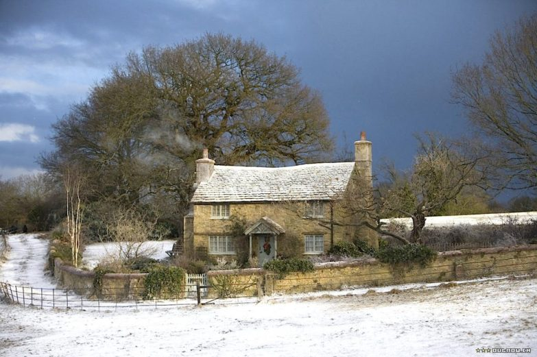 The Holiday English cottage Kate Winslet England country