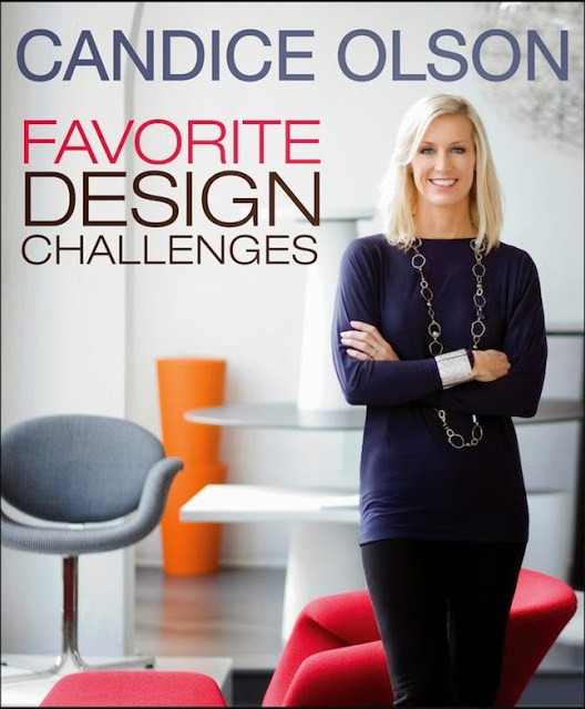 Book Review: Candice Olson FAVORITE DESIGN CHALLENGES - Linda Merrill