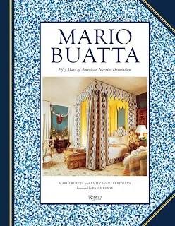 Mario Buatta book cover