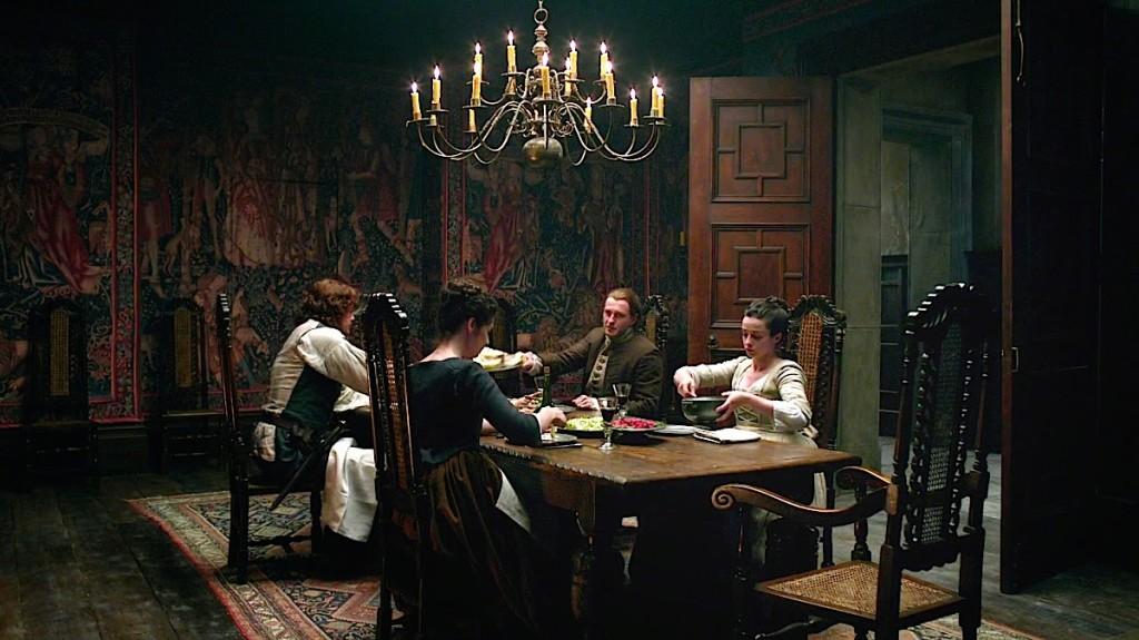 Silver Screen Surroundings Outlander S1e12 Quot The Laird