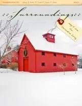 Surroundings Nov Dec 2010 Cover