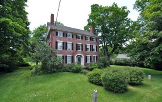 Auction Item: An historical New England home and contents!