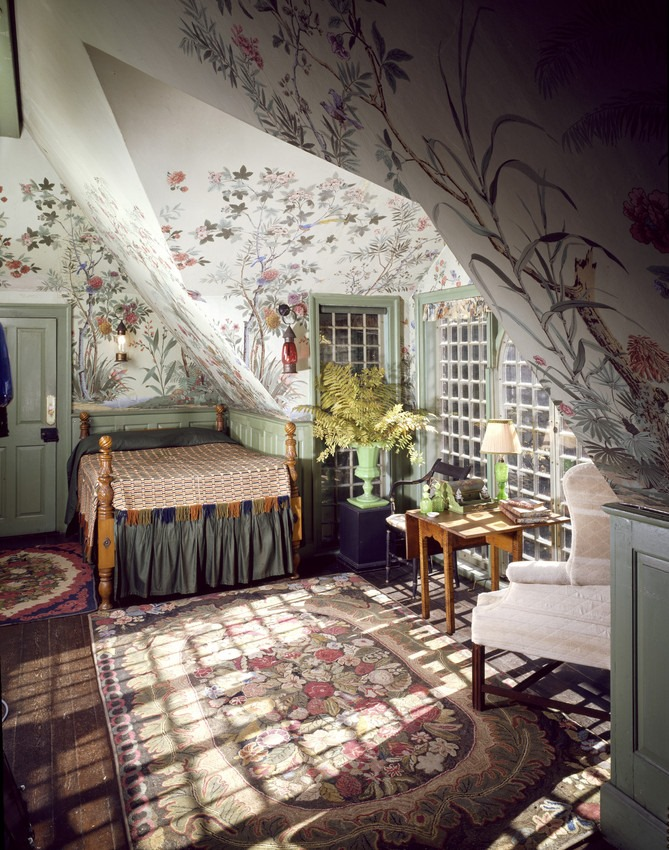 Belfry chamber