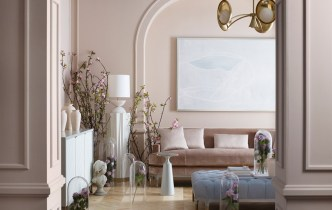 Jean-Louis Deniot's new collection for Baker Furniture