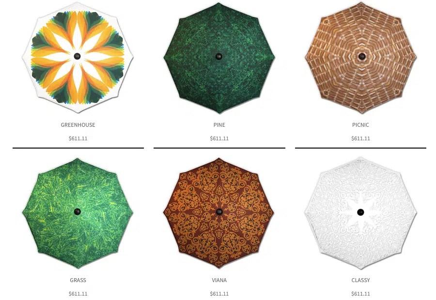 parasols 2