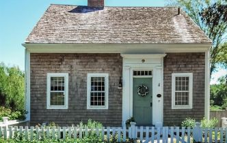 Massachusetts's Oldest House Just Sold – and it's adorable.