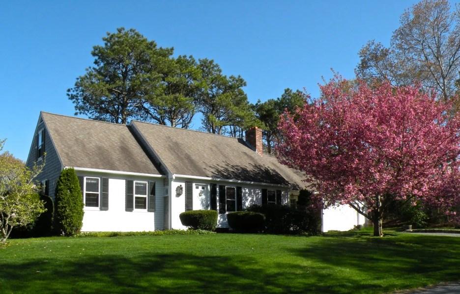 Cape Cod style home dream home