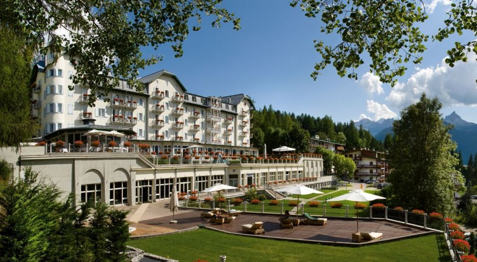 Cristallo Resort hotel