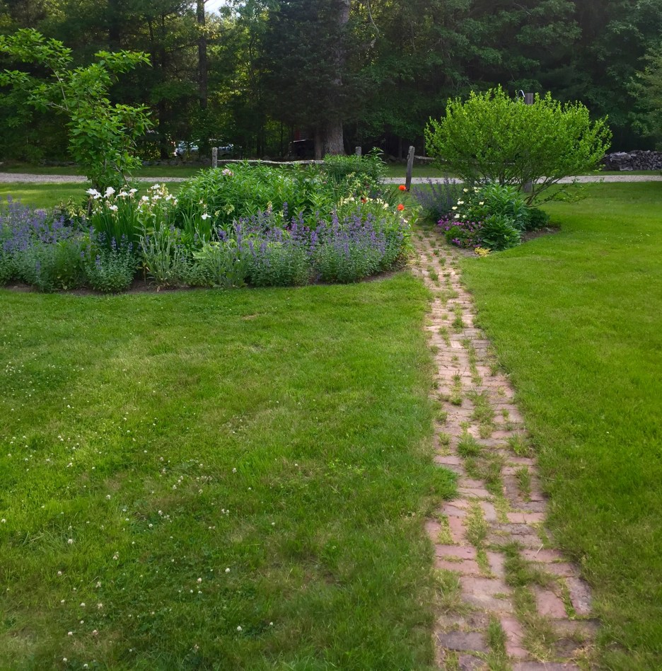 Just Right Farm Plympton MA  kallista garden