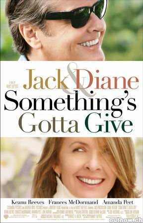 Something's Gotta Give movie poster