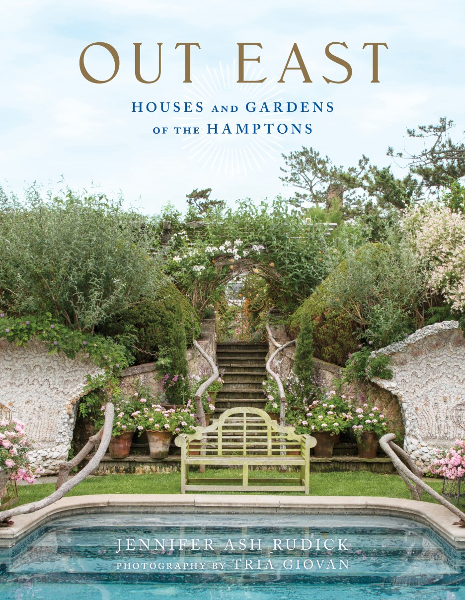 Out East Houses and Gardens of the Hamptons book jacket