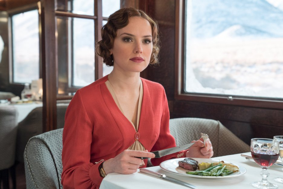 Murder on the Orient Express 2017 movie Daisy Ridley