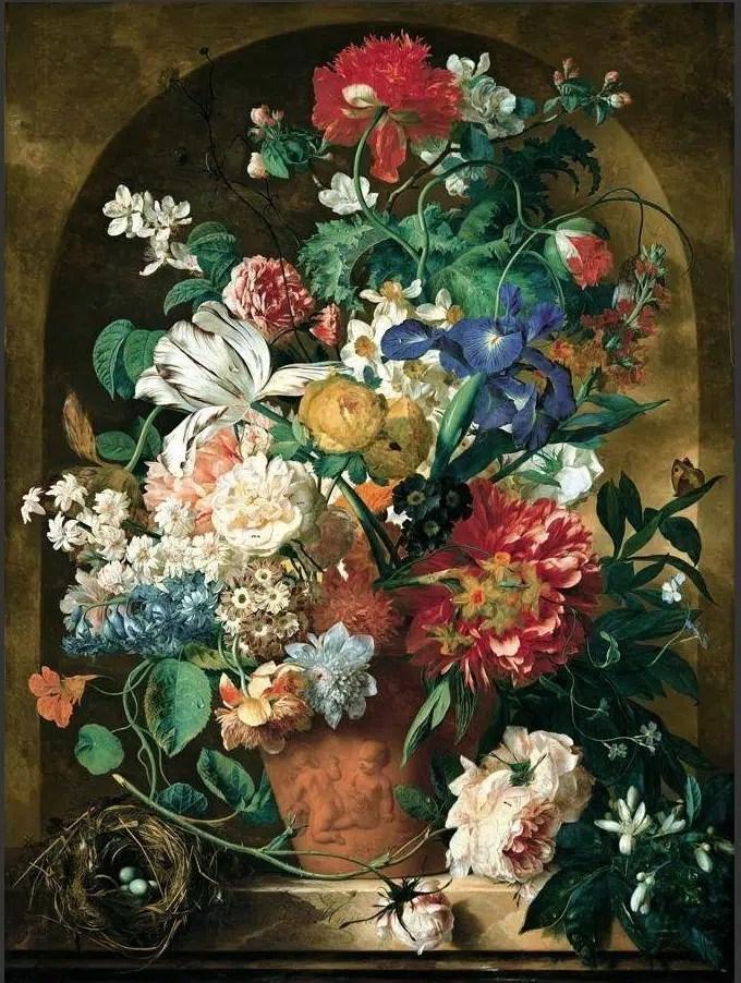 Jan Van Huysum - Tutt'Art Old master floral art
