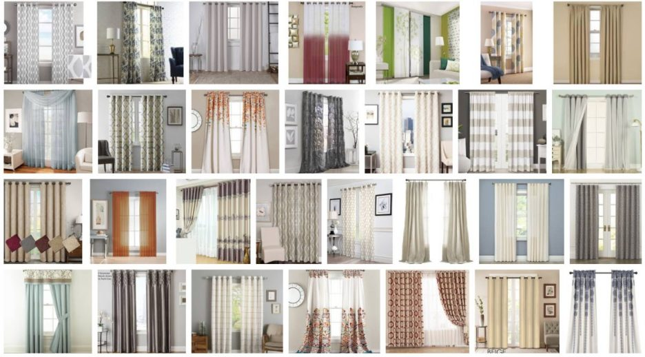 Drapery panels how wide to purchse