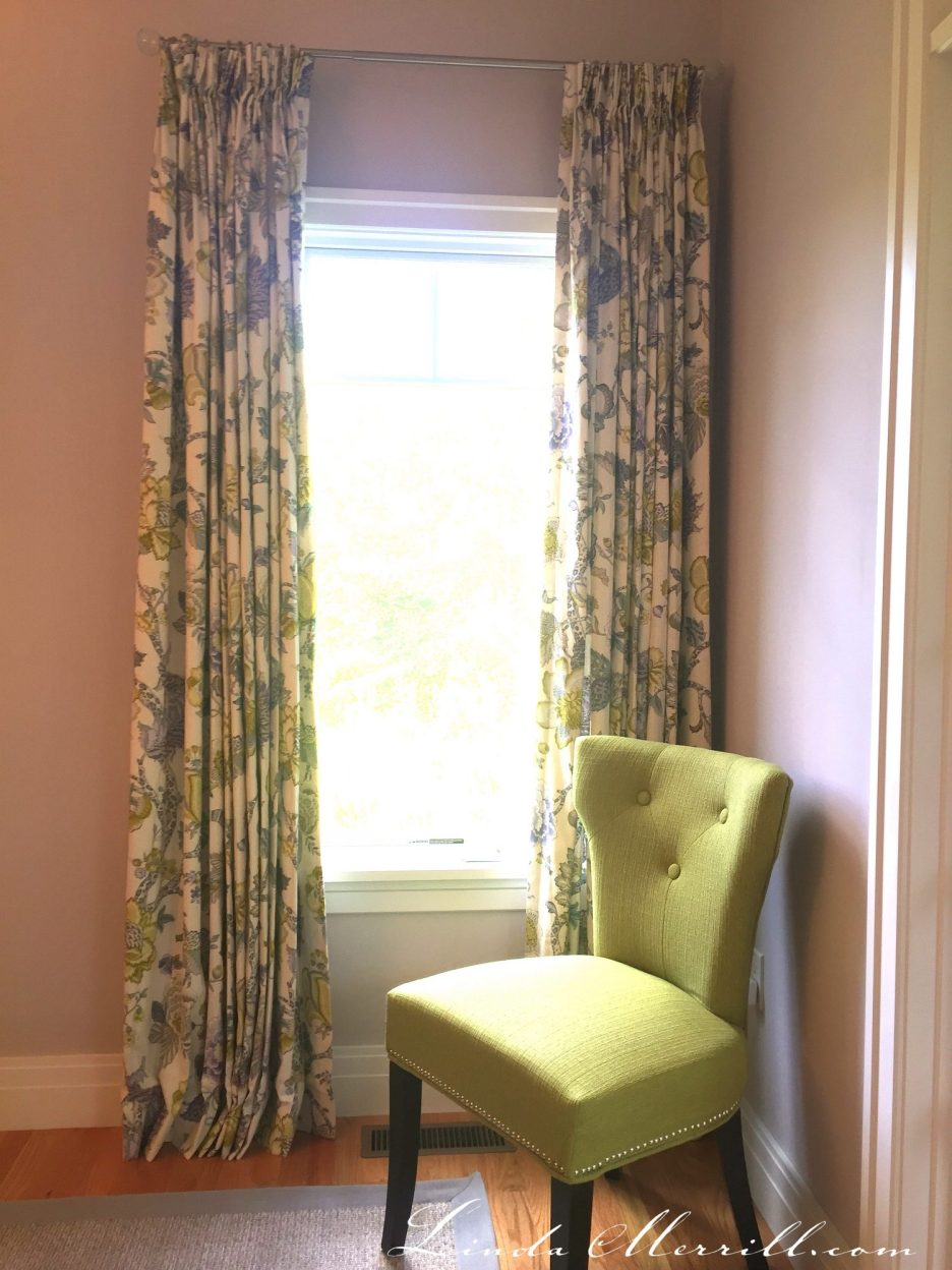 Linda Merrill Double width Window treatment 2