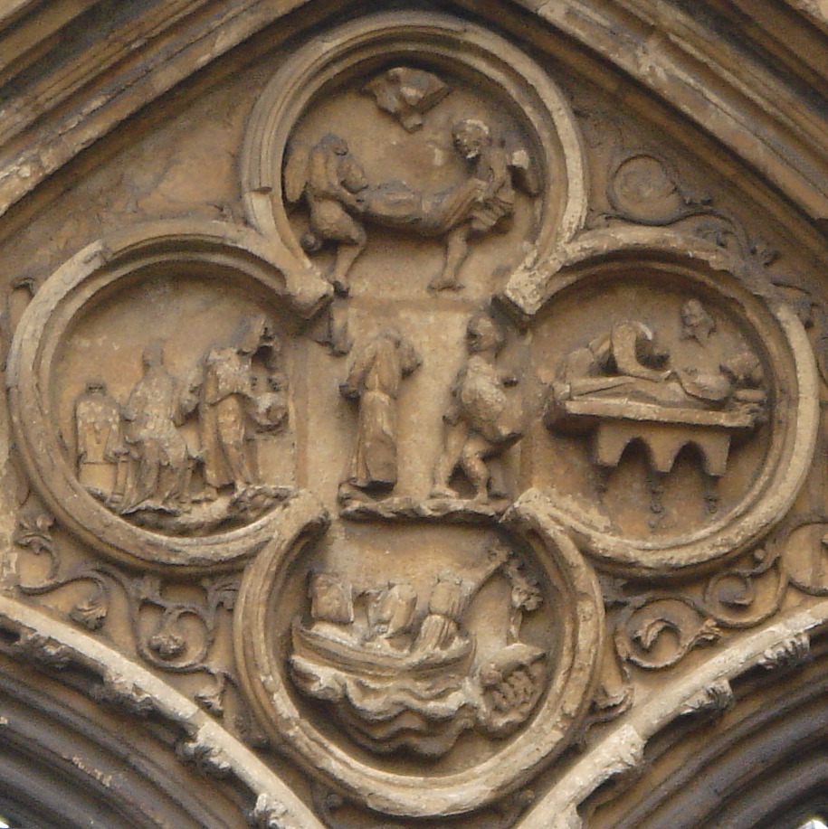 Quatrefoil,_St._Guthlac,_Croyland_Abbey Met Gala