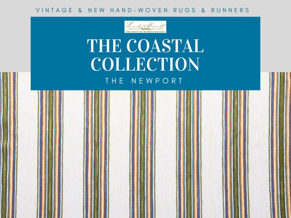The Newport Rug Coastal Collection