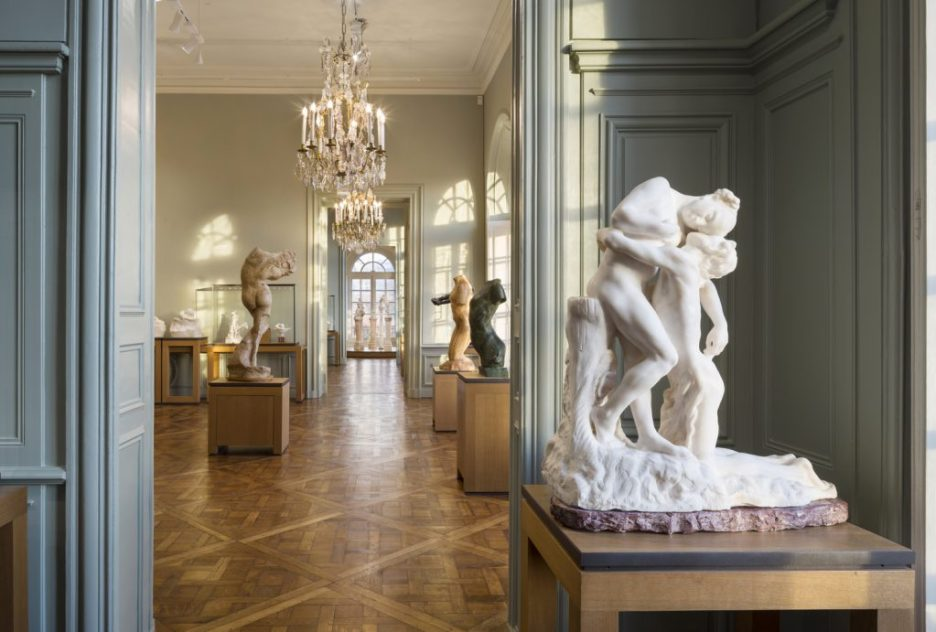 Travel Tuesday Musee Rodin Interiors 2 Power of Observing