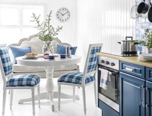 designer brian patrick flynn photographer Robert Peterson house beautiful 2018 dining banquette settee