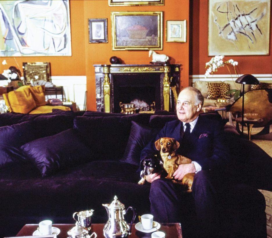 HenriSamuel Master of the French Interior linda merrill blog versailles grand designs 13