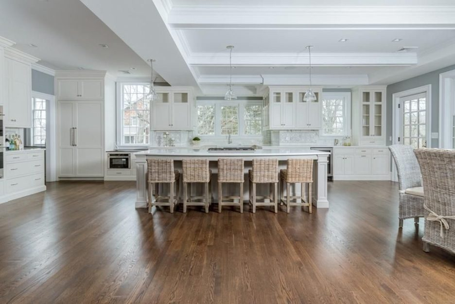 Hingham Church Conversion Kitchen Open Floor Plan