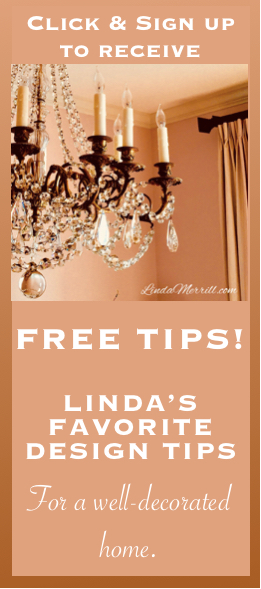 Linda Merrill Tips Ad Long