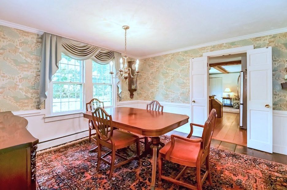 dining room wallpaper mistakes home buyers make