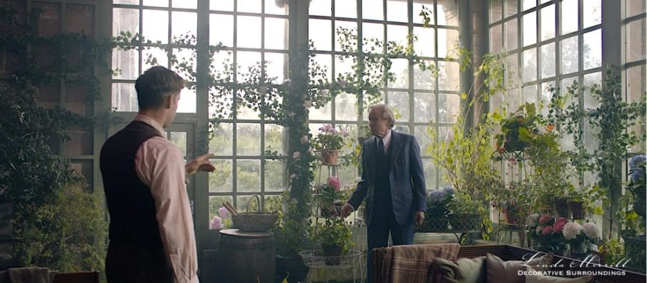 Ordeal by Innocence Conservatory 4 Bill Nighy