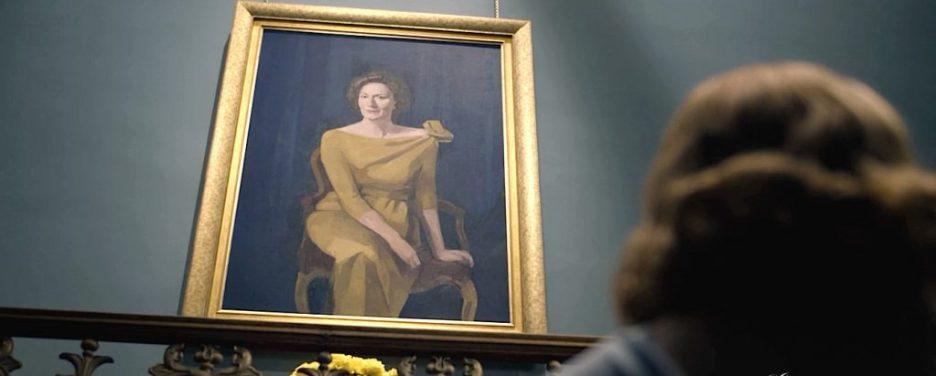 Ordeal by Innocence Rachel Argyll portrait