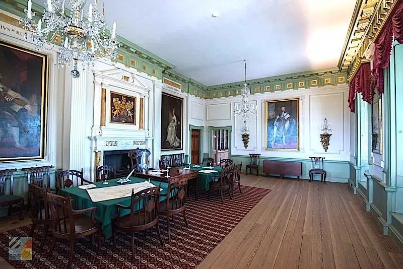 Tryon Palace banquet room new-bern17-156
