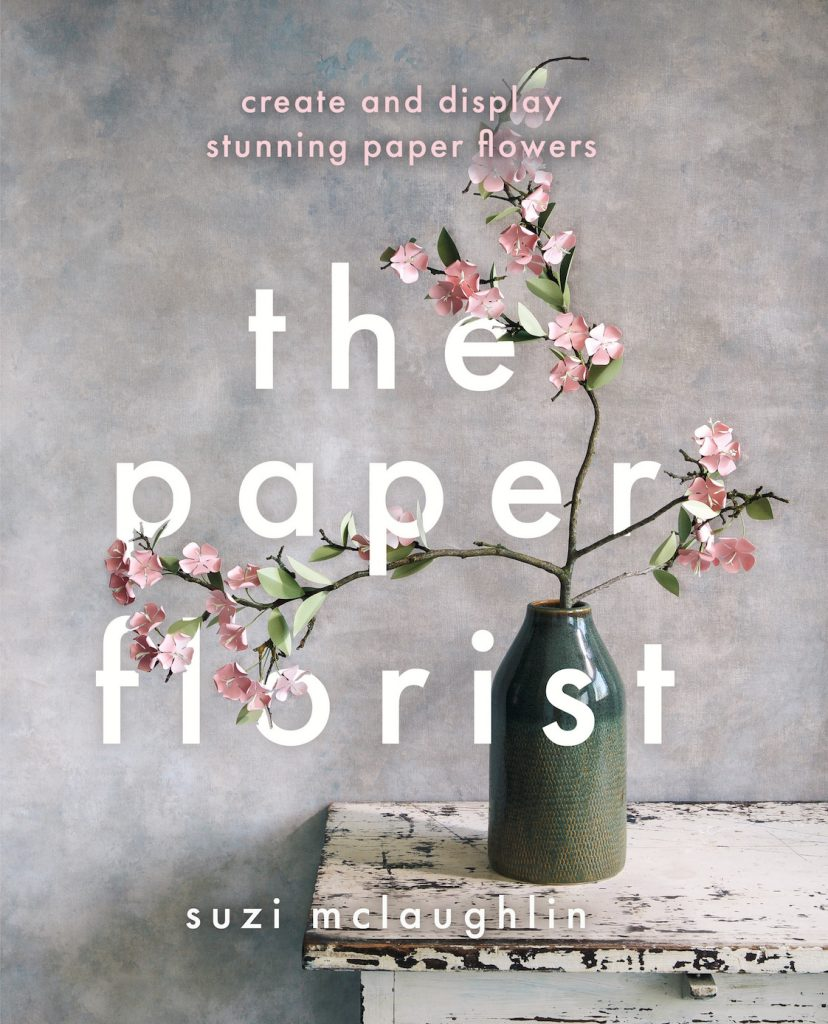 The Paper Florist by Suzi McLaughlin Cover