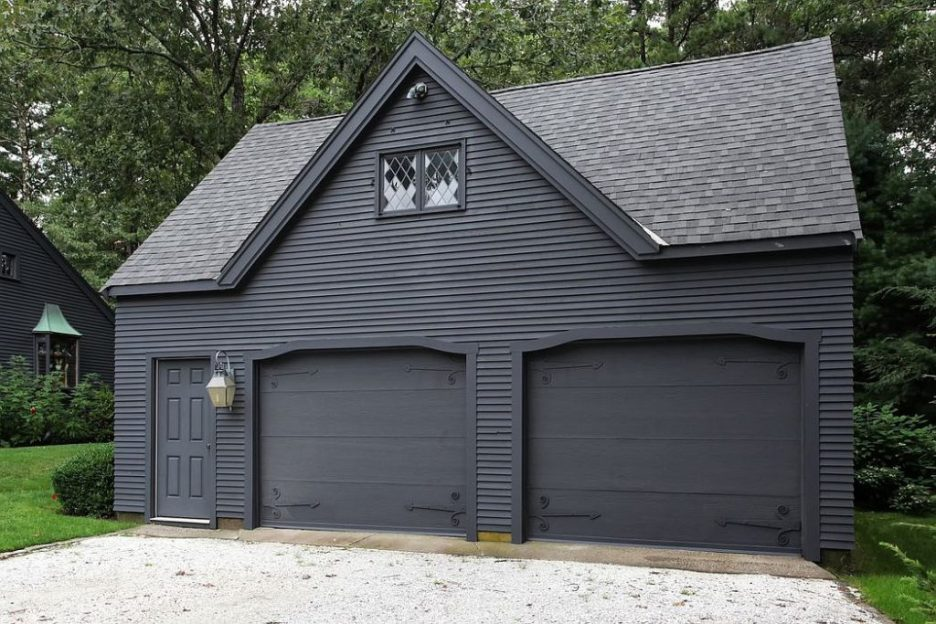33 Tarragon Dr Sandwich MA Salem Witch House replica garage