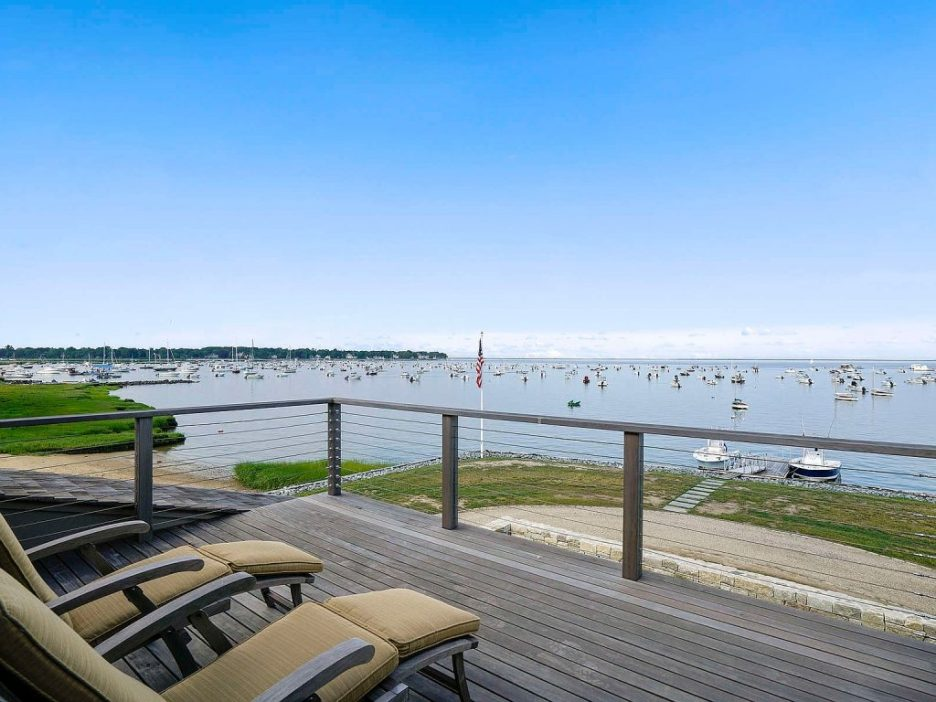 46 Winsor Street Duxbury Bay Ocean view deck Duxbury Bay Home