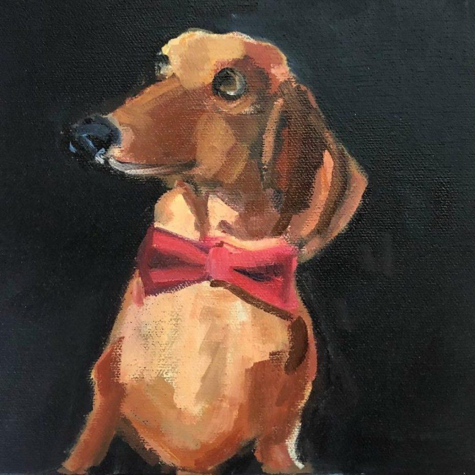 RoyRoy Merrill Pamela Copeman Art unframed