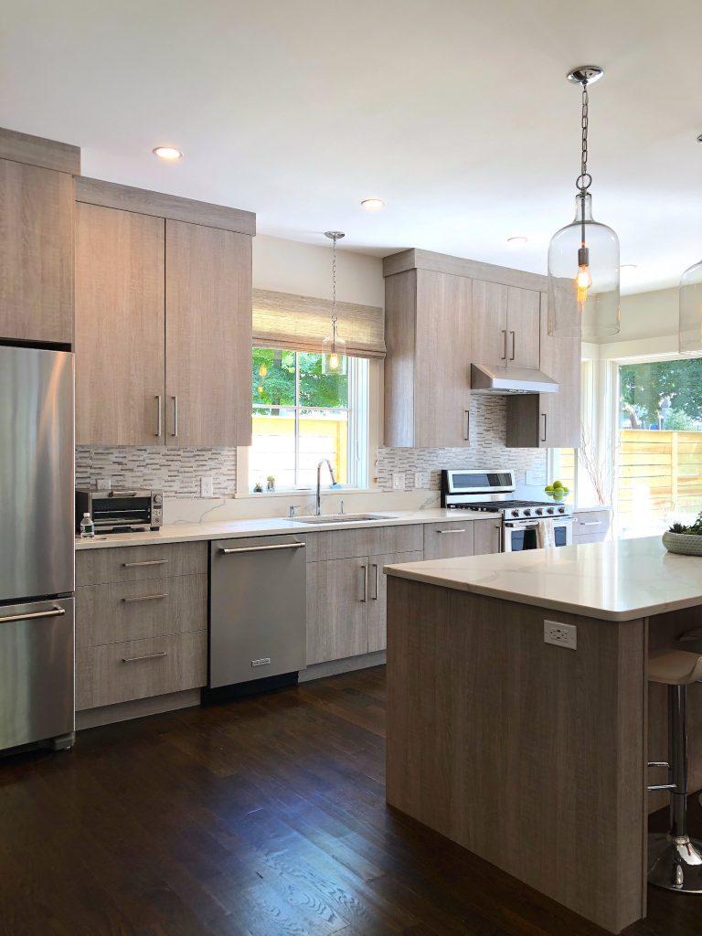 Merrimack St Kitchen 1 mid-size stylish kitchens