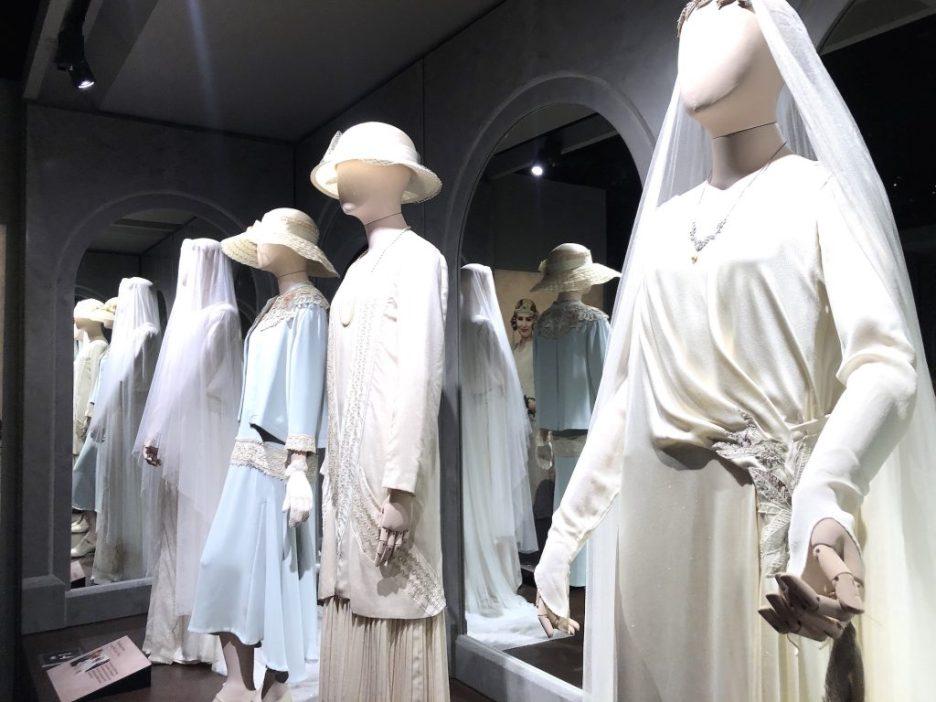 Costumes header Downton Abbey Exhibition