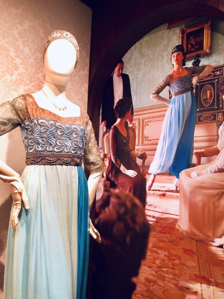 Lady Sybil Harem pants Downton Abbey Exhibition 7330