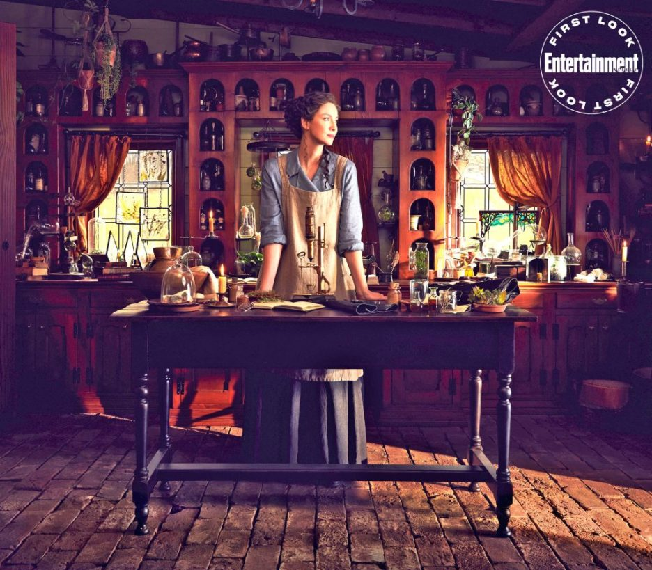 Outlander The Ridge Season 5 Catriona Balfe Claire in the Surgery