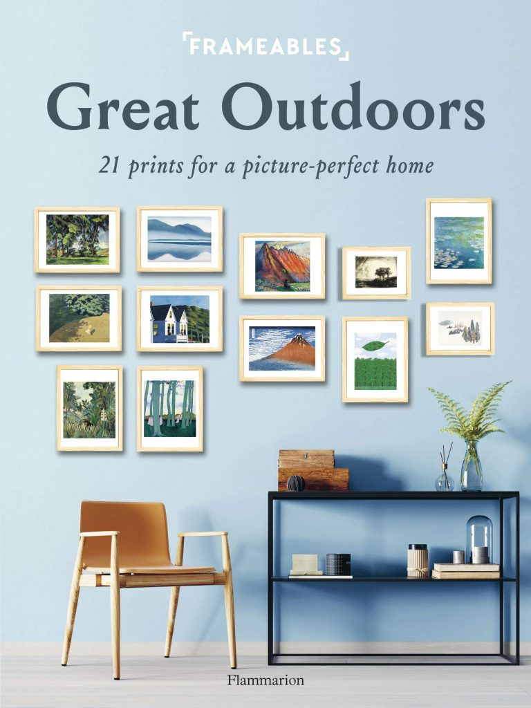 Frameables Great Outdoors Flammiron Press Framed art