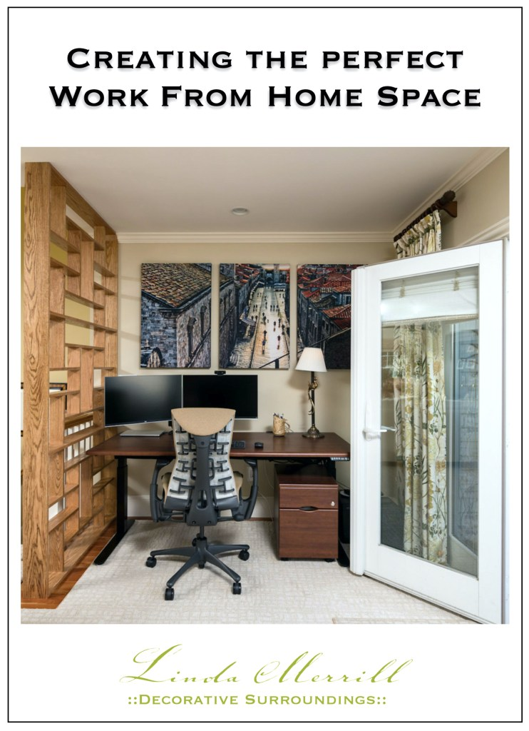 Creating the perfect work from home space