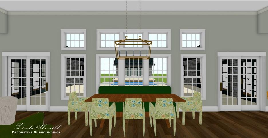 052821 Linda Merrill Dream Home 2021 Great room sneak peek