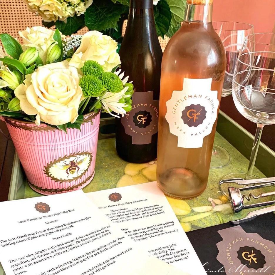 SKS Date Night Gentleman Farmer wine