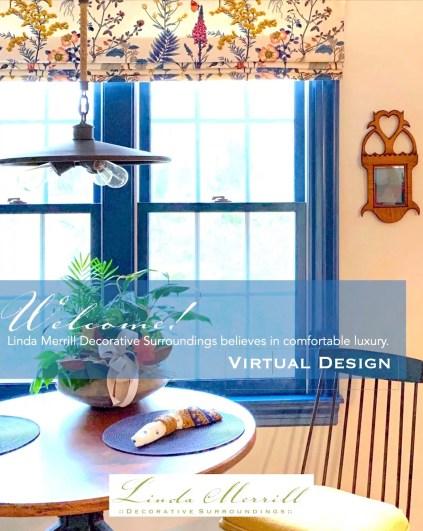 LMDS Virtual Interior Design Linda Merrill cover