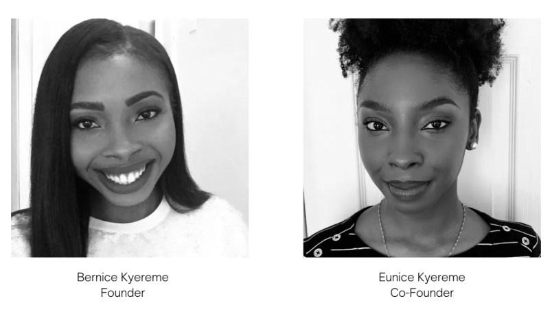 Odyssey Artisans Bernice and Eunice Kyereme