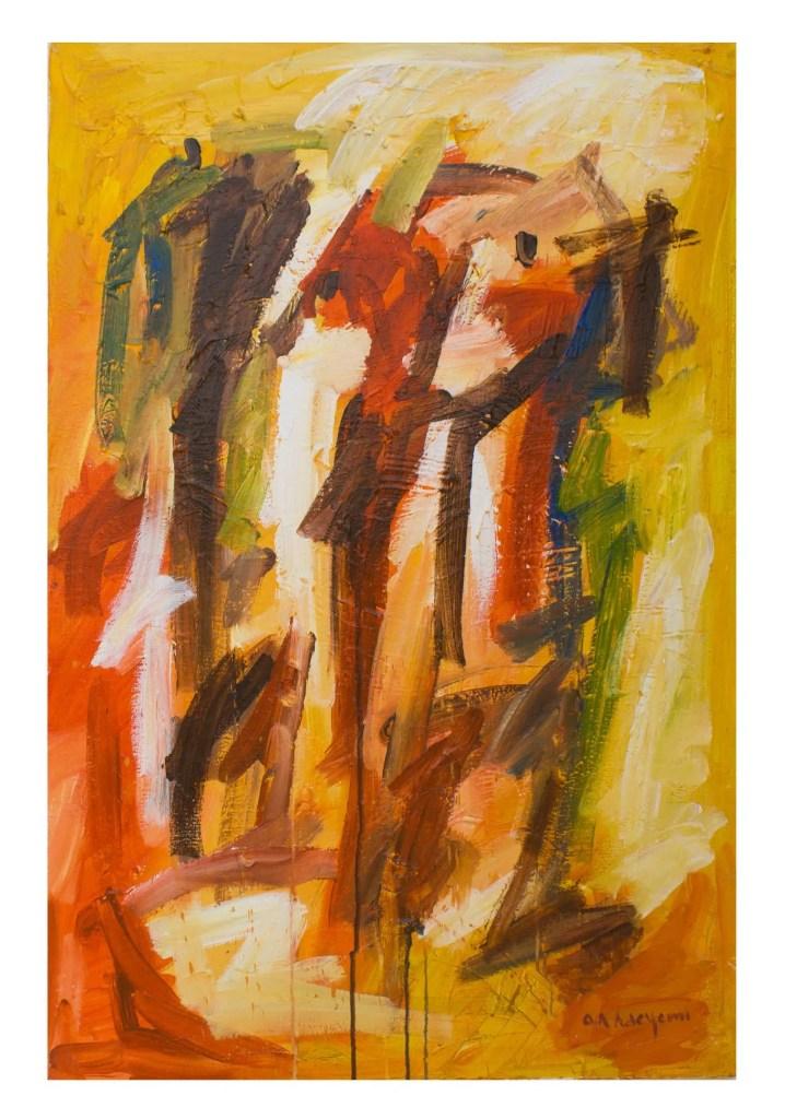 Olanrewaju A. Adeyemi Odyssey Artisans Untitled