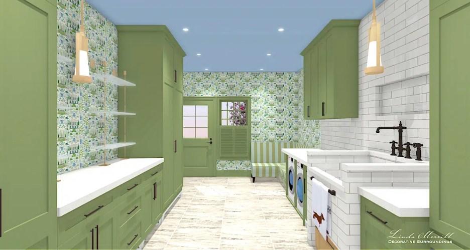 081021 LMDS Dream Home 2021 Mudroom