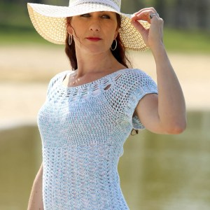 Summer Lace Top Patroon Linda Modderman Design Haakpatroon Haken