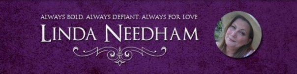 Purple Header, Linda Needham