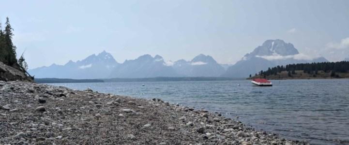 露營車-VanLife週記2:Grand Teton National Park and Jackson